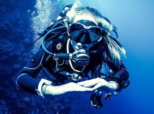 Mares Scuba Diving Equipment